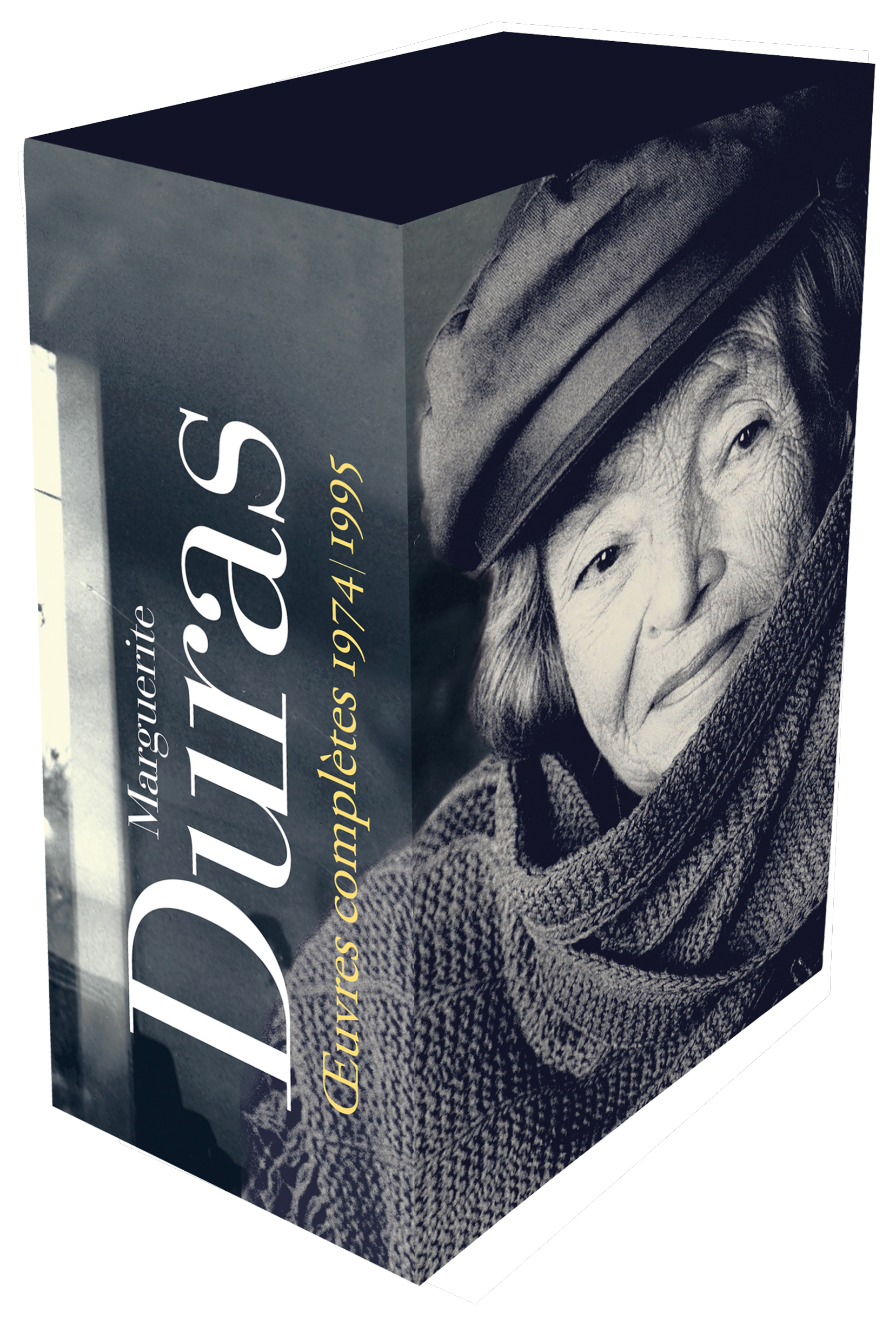 DURAS COFFRET OEUVRES COMPLETES T3 + T4 2V