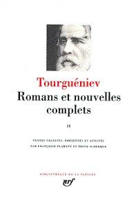 ROMANS ET NOUVELLES COMPLETS T2