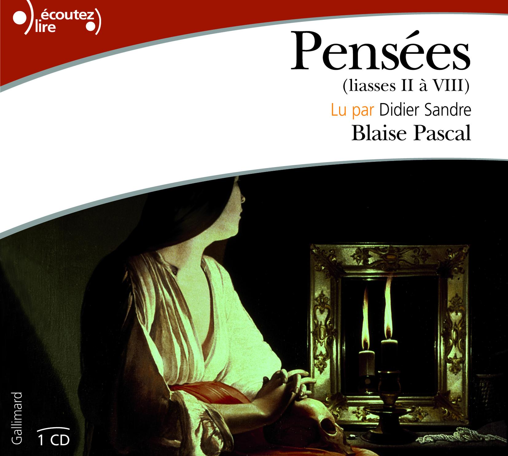 PENSEES CD