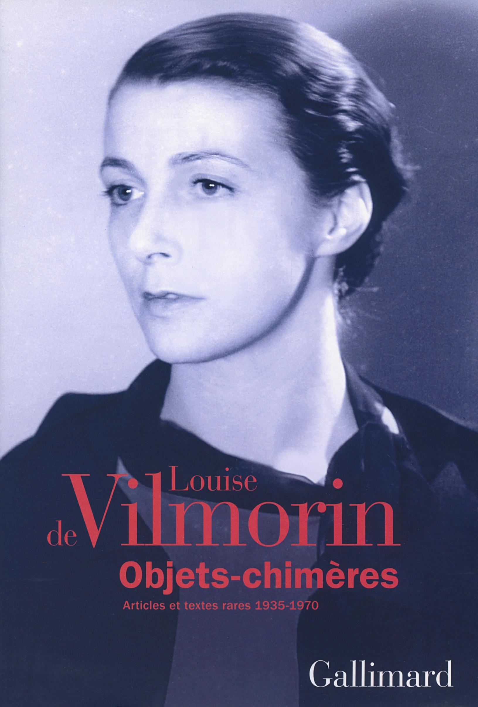 OBJETS-CHIMERES ARTICLES ET TEXTES RARES,1935-1970