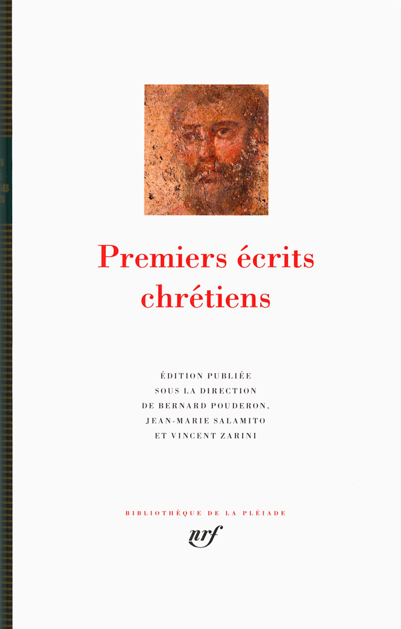 PREMIERS ECRITS CHRETIENS