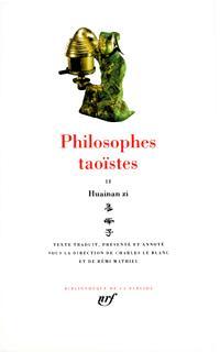 PHILOSOPHES TAOISTES T2