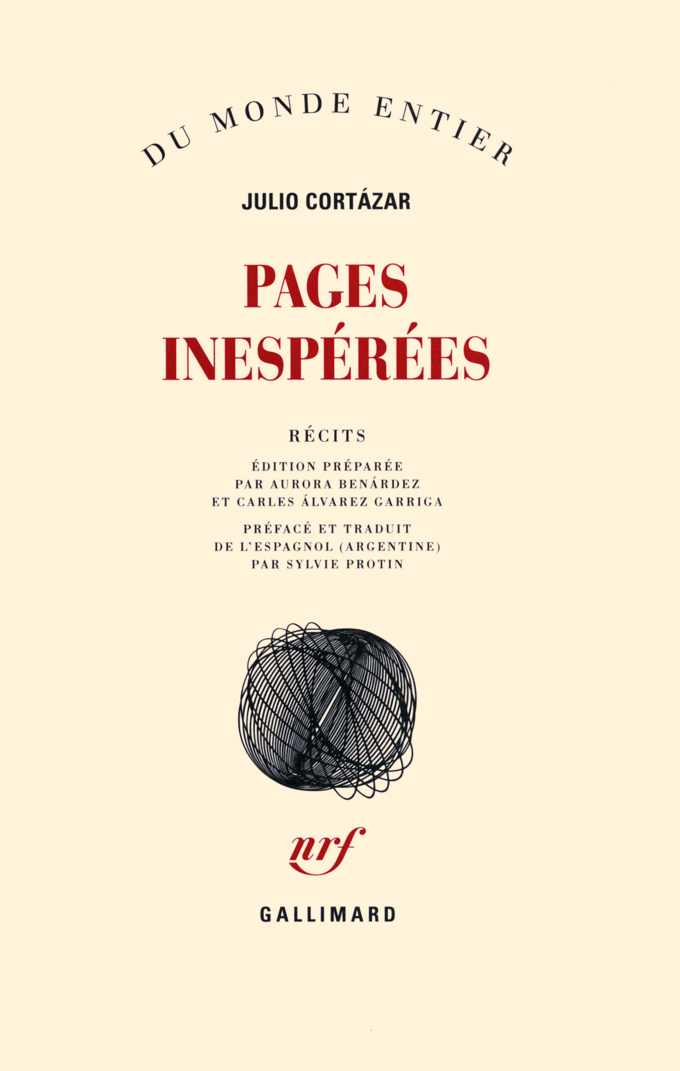 PAGES INESPEREES RECITS