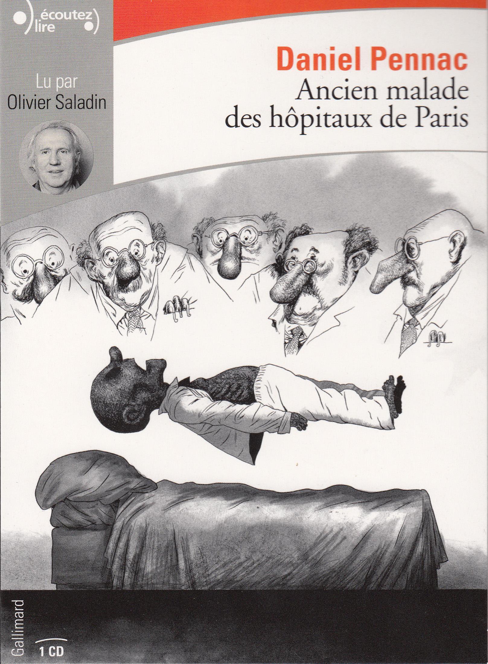 ANCIEN MALADE DES HOPITAUX DE PARIS CD