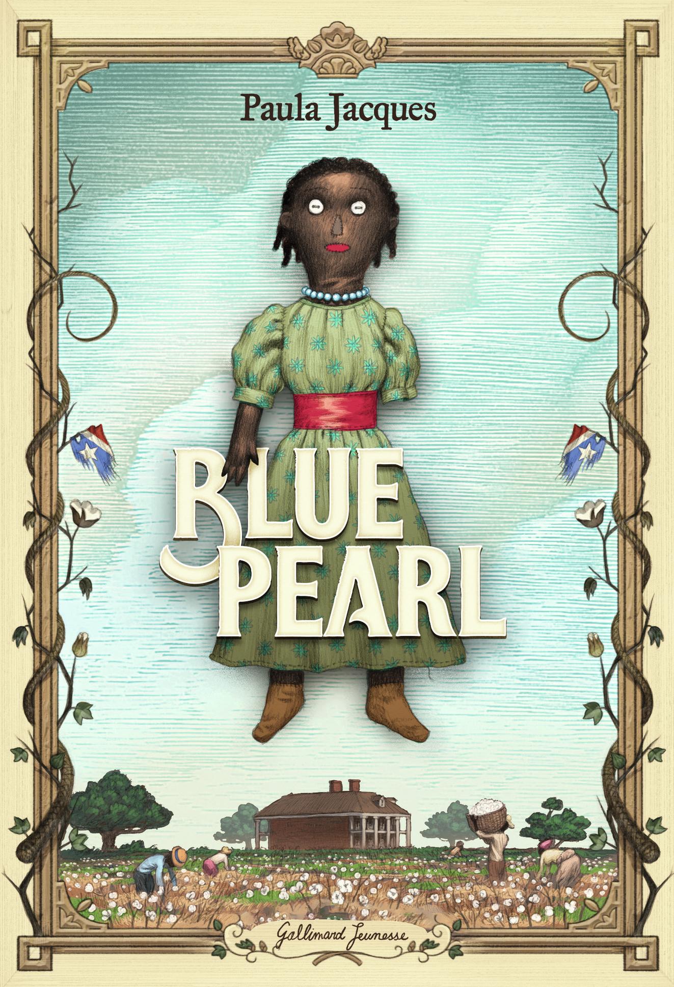 Blue Pearl [Texte imprimé]  / Paula Jacques