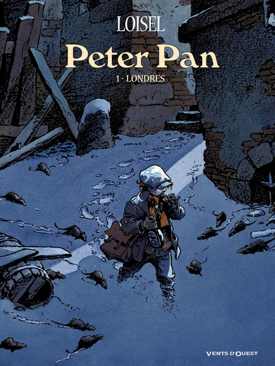 Peter Pan. Volume 1, Londres