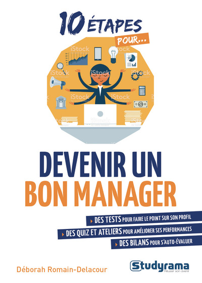 10 étapes pour devenir un bon manager