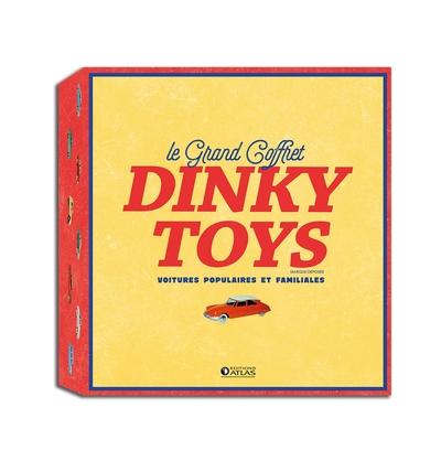 Le grand coffret Dinky Toys : voitures populaires et familiales