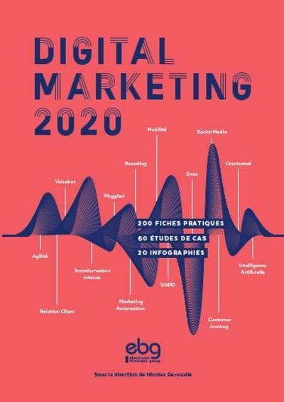 Digital marketing 2020 : 200 fiches pratiques, 60 études de cas, 20 infographies