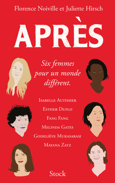 APRES - SIX FEMMES POUR UN MONDE DIFFERENT