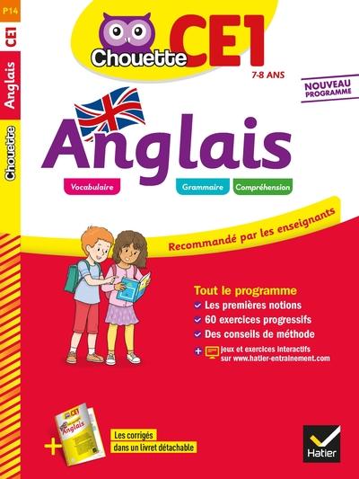 Anglais CE1, 7-8 ans : nouveau programme