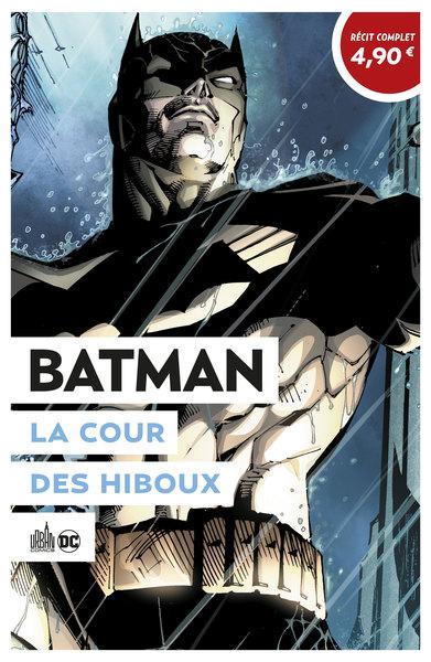 Batman Volume 1, La cour des hiboux : OP été 2020