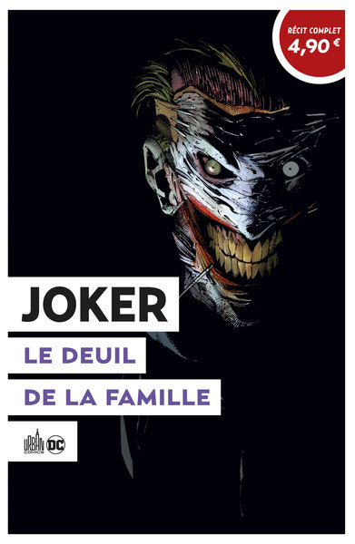 Batman Volume 3, Le deuil de la famille : OP été 2020
