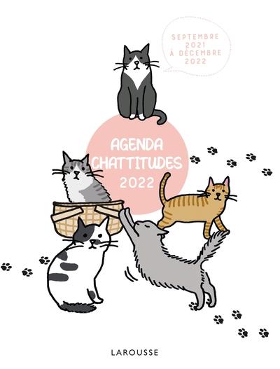 Agenda chattitudes 2022 : septembre 2021 à décembre 2022