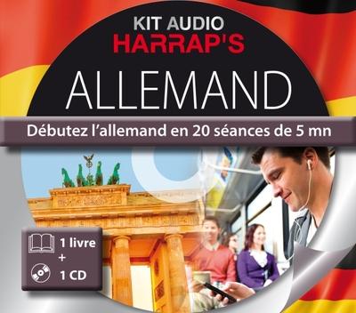 Allemand : débutez l'allemand en 20 séances de 5 mn
