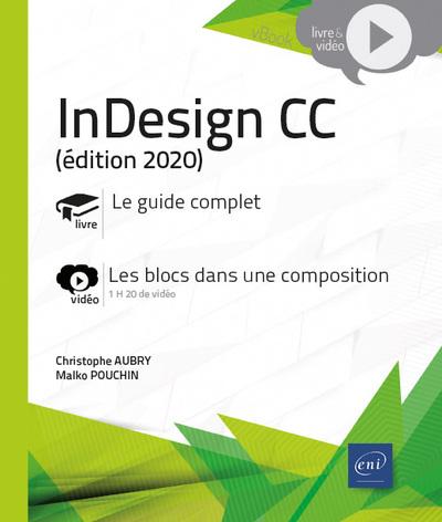 InDesign CC : livre, le guide complet : vidéo, créer des formes et des tracés