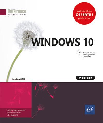 Windows 10 (4e édition)