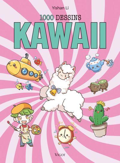 1.000 dessins kawaii