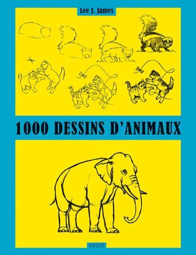 1.000 dessins d'animaux