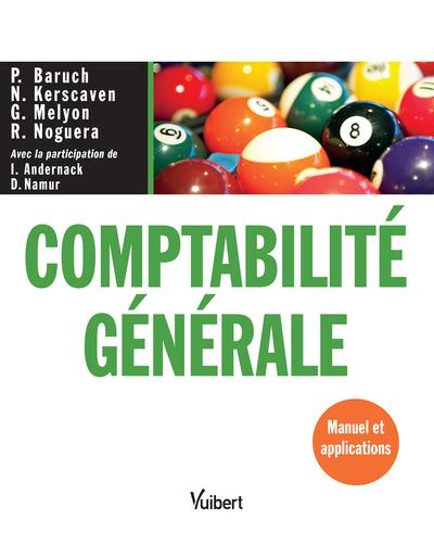 Comptabilité générale : manuel et applications