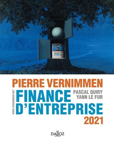 Finance d'entreprise : 2021