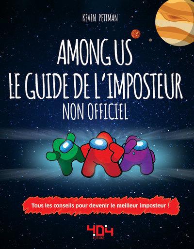 Among us : le guide de jeu