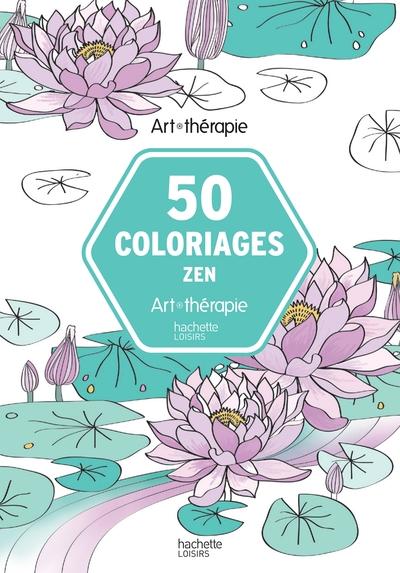 50 coloriages pour être zen