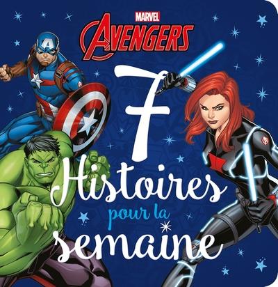 7 histoires pour la semaine Avengers