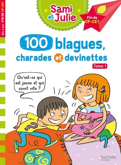 100 blagues, charades et devinettes