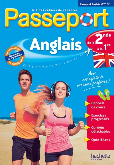 Passeport anglais, de la 2de à  la 1re