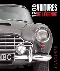 1.200 voitures de légende
