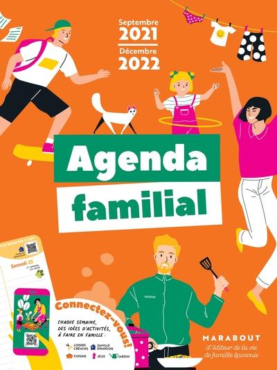 Agenda familial : 2021-2022
