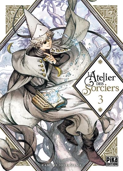 L'atelier des sorciers. Volume 3