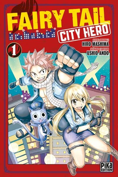 Fairy Tail : city hero. Volume 1