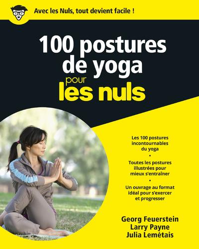100 postures de yoga pour les nuls