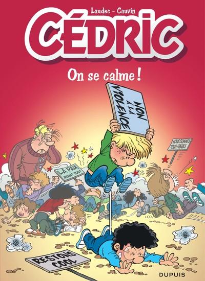 Cédric Volume 19, On se calme !