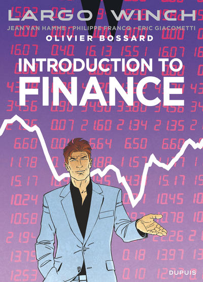 Largo Winch - Introduction à la finance / Special edition (Edition anglaise)