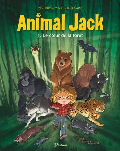 Animal Jack Volume 1, Le coeur de la forêt