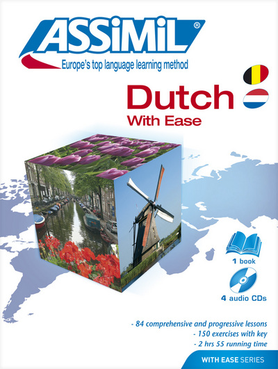 Dutch with ease : pack CD