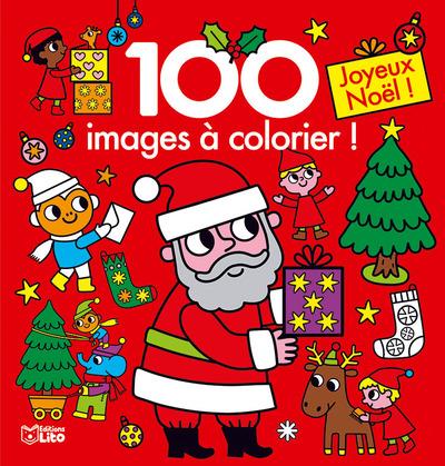 100 images à colorier !