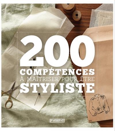 200 compétences à maitriser pour être styliste