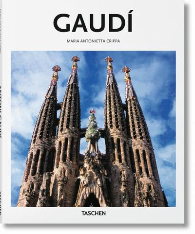 Antoine Gaudi : 1852-1926 : de la nature à l'architecture
