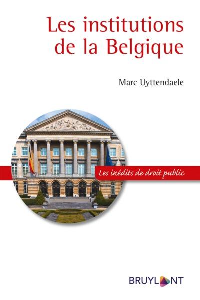 Les institutions de la Belgique