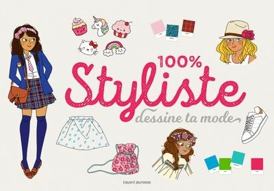 100 % styliste : dessine ta mode