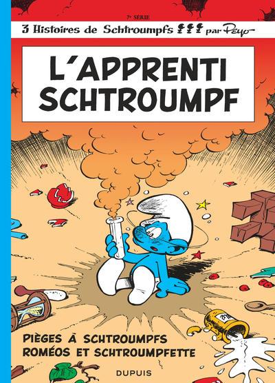 3 histoires de Schtroumpfs. Volume 7, L'apprenti Schtroumpf
