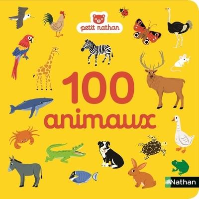 100 animaux