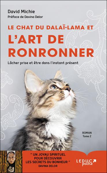 Le chat du dalaï-lama et. Volume 2 L'art de ronronner