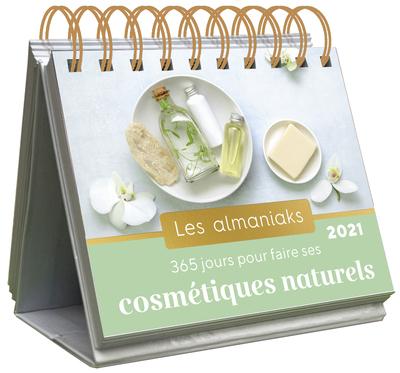 365 jours pour faire ses cosmétiques naturels : 2021
