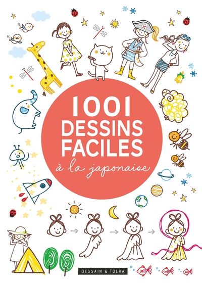 1.001 dessins faciles à la japonaise
