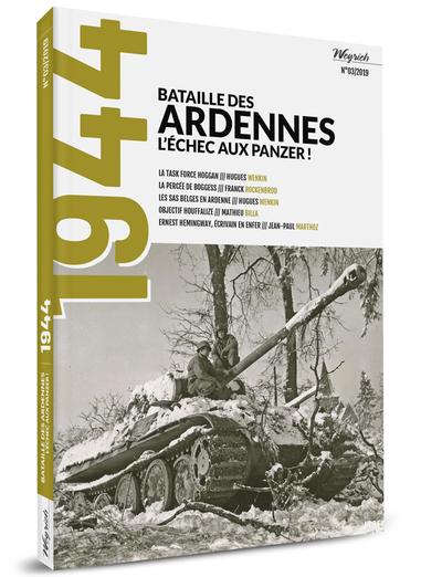 1944. n° 3, Bataille des Ardennes : l'échec aux Panzer !